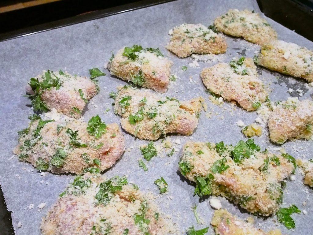 Parmesan Kana