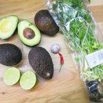 Kotitekoinen guacamole