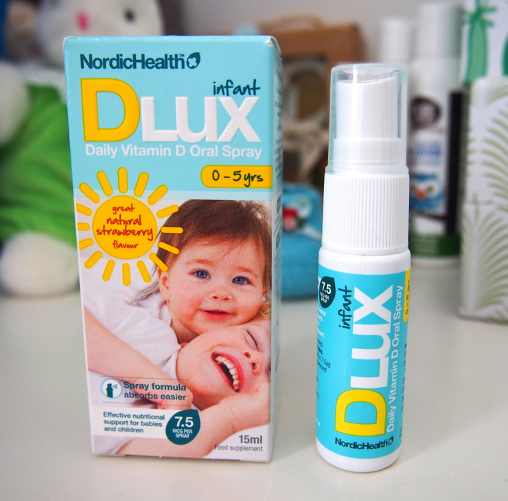 Vauvan D Vitamiini