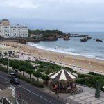 """Biarritzin reissumme kuvina aka """"Ranskan Kaliforniassa"""""""