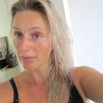 Hiukset raskauden aikana ja synnytyksen jälkeen + kuinka muotoilen hiukseni!