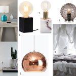 Lamppuja, marmorisia leikkuulautoja ja muuta kivaa uuteen kotiin