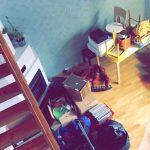Ensifiilikset uudessa kodissa