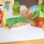 Meidän pikkuisen kaverikirja + pari näppärää Ikea-vinkkiä vauvalle