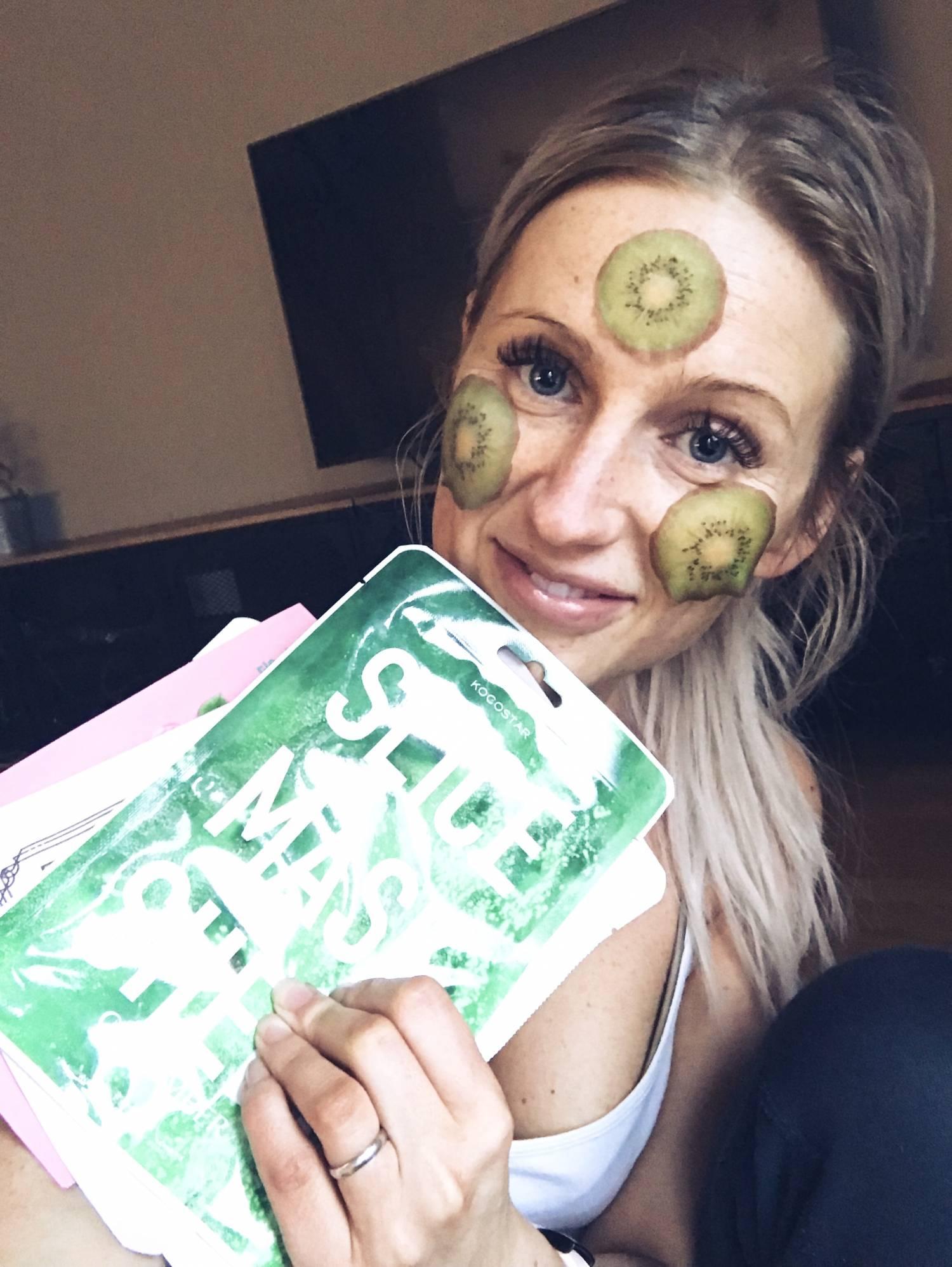 7 Days sheet mask challenge - tulokset ja tuotearviot!