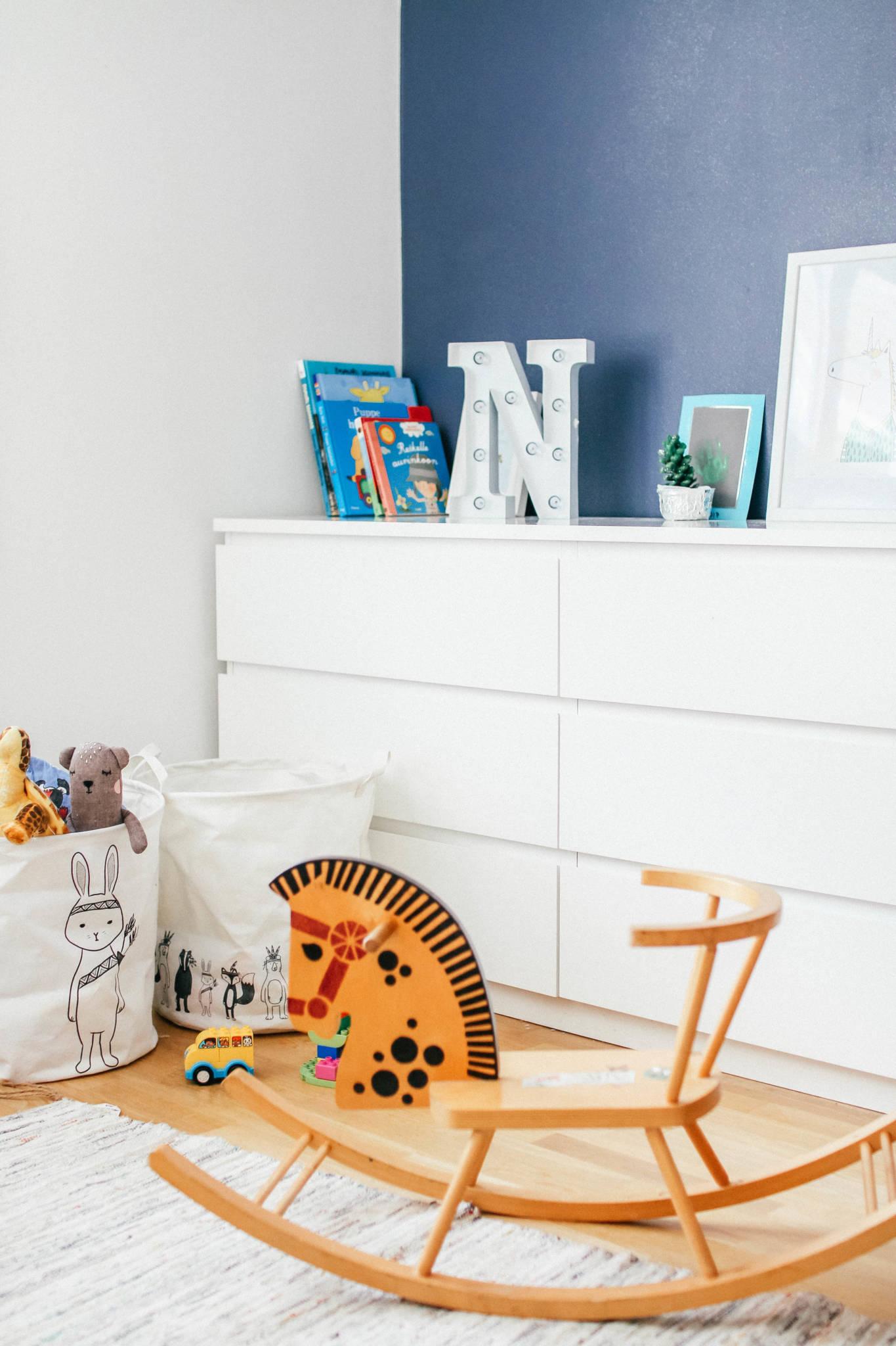 Ensimmäinen kurkistus lastenhuoneeseen ja kuukauden kysymys: Perhepeti forever?