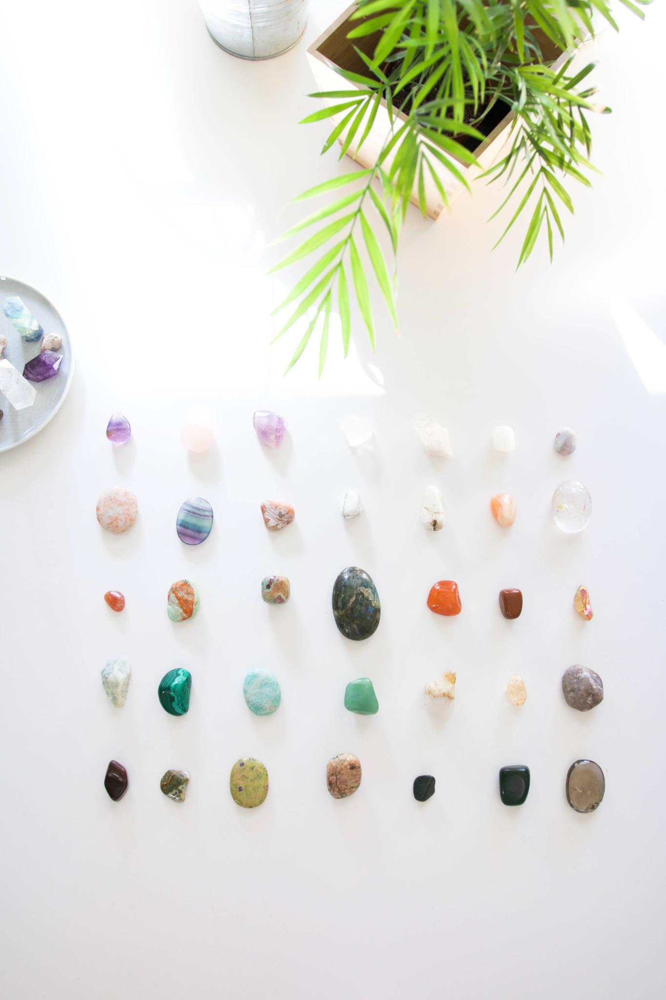 Kuinka valita sopiva kristalli?