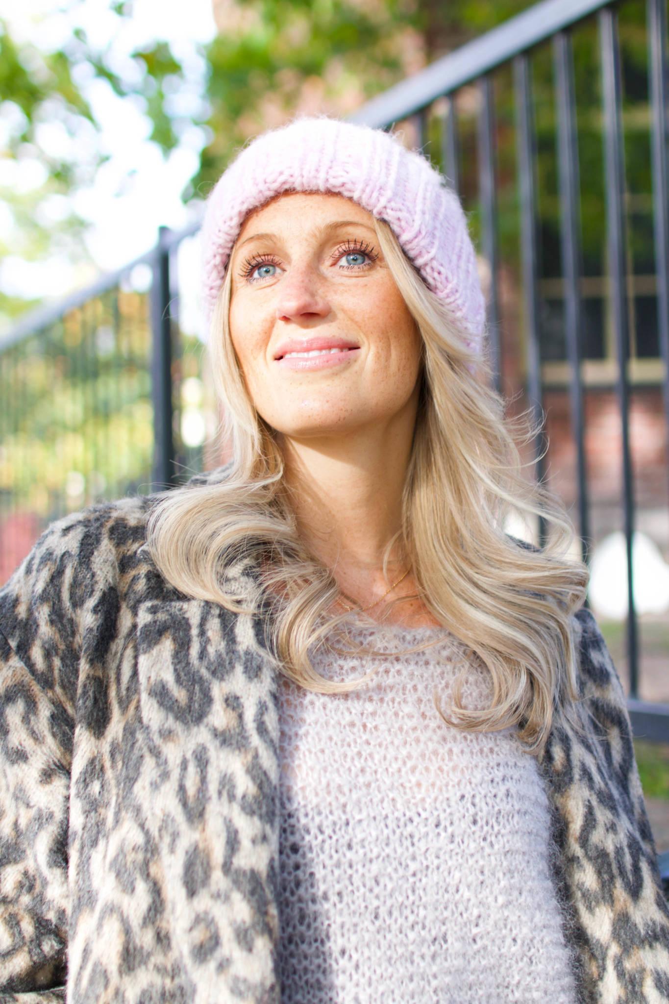 Pehmeää, pinkkiä ja tyttömäistä: Toivottu pipomallistoni Vol 2