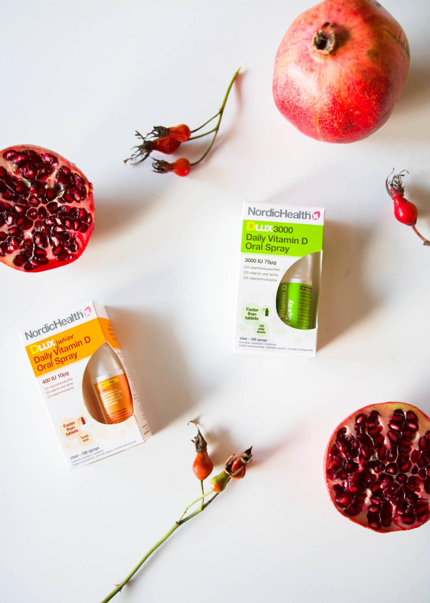Onko D-vitamiinivalmisteesi tutkitusti tehokas?
