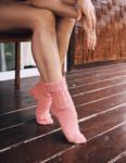 DIY: Slim-villasukkien ohje naiselle ja lapselle