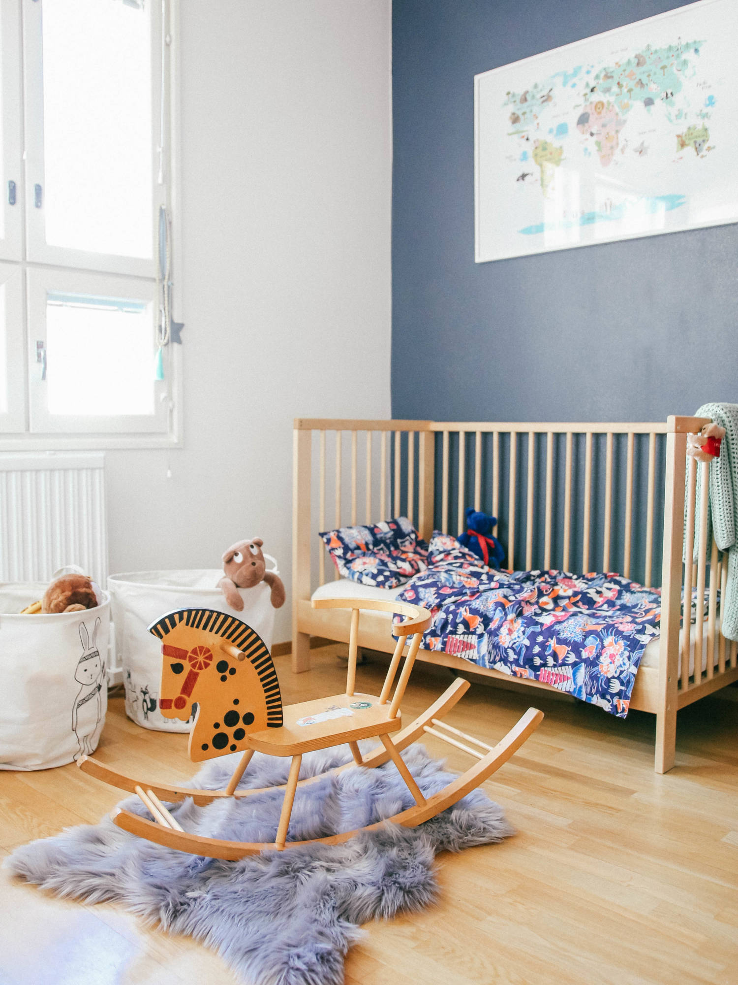 Lastenhuoneen sisustusjuttuja