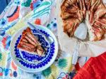 Viikonloppuvinkki: Simppeli ja vähäsokerinen omenapiirakka