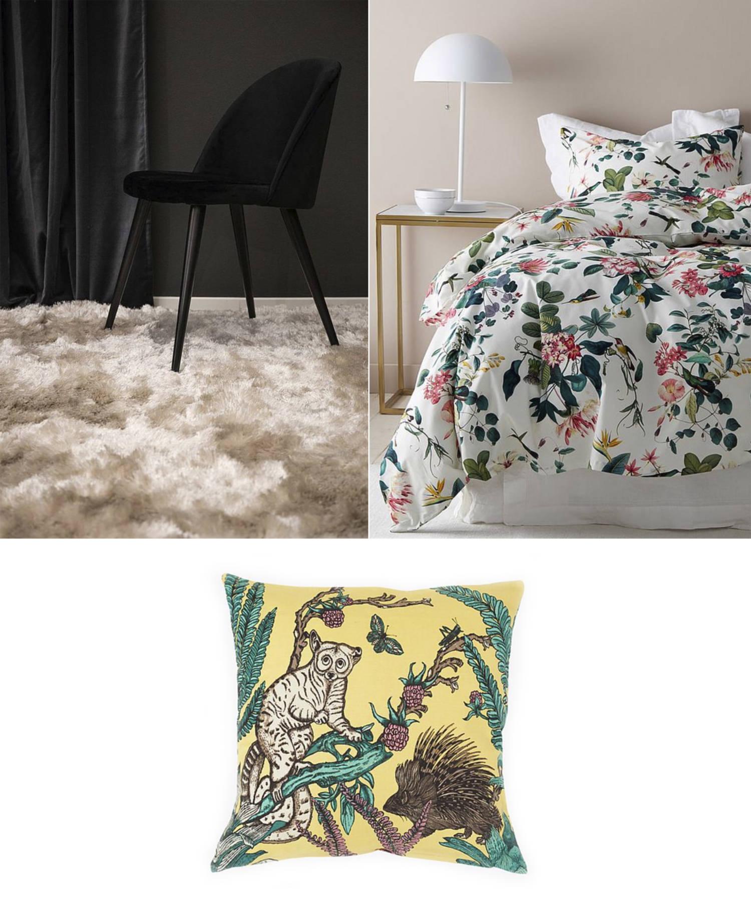 Uutta ilmettä kotiin tekstiileillä ja valaisimilla