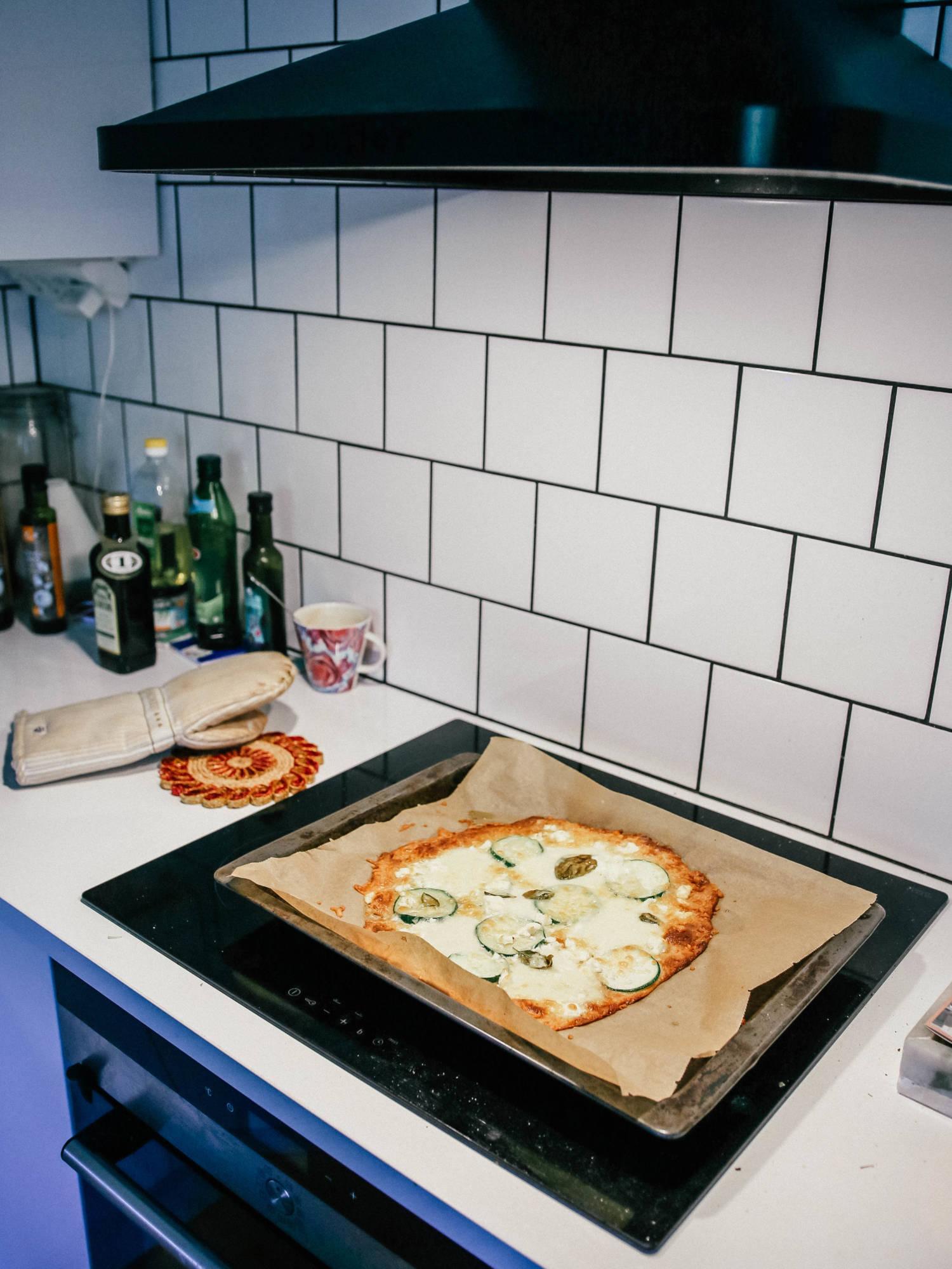 Keto-ohje: VHH-pizzapohja x 2