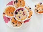 Keto-ohje: Mustikka-jogurttimuffinit