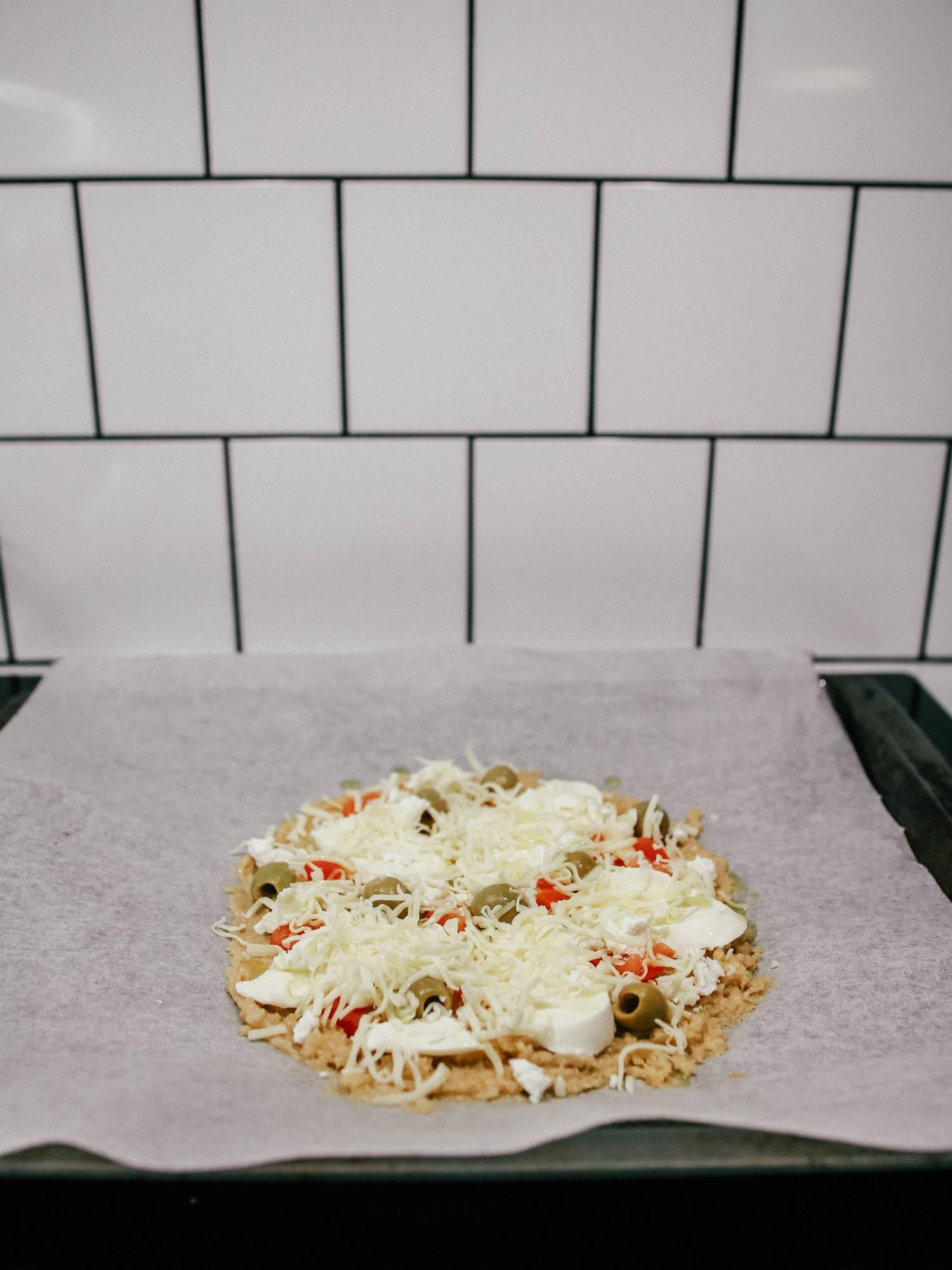Keto-ohje: Maailman paras VHH/keto-pizzapohja