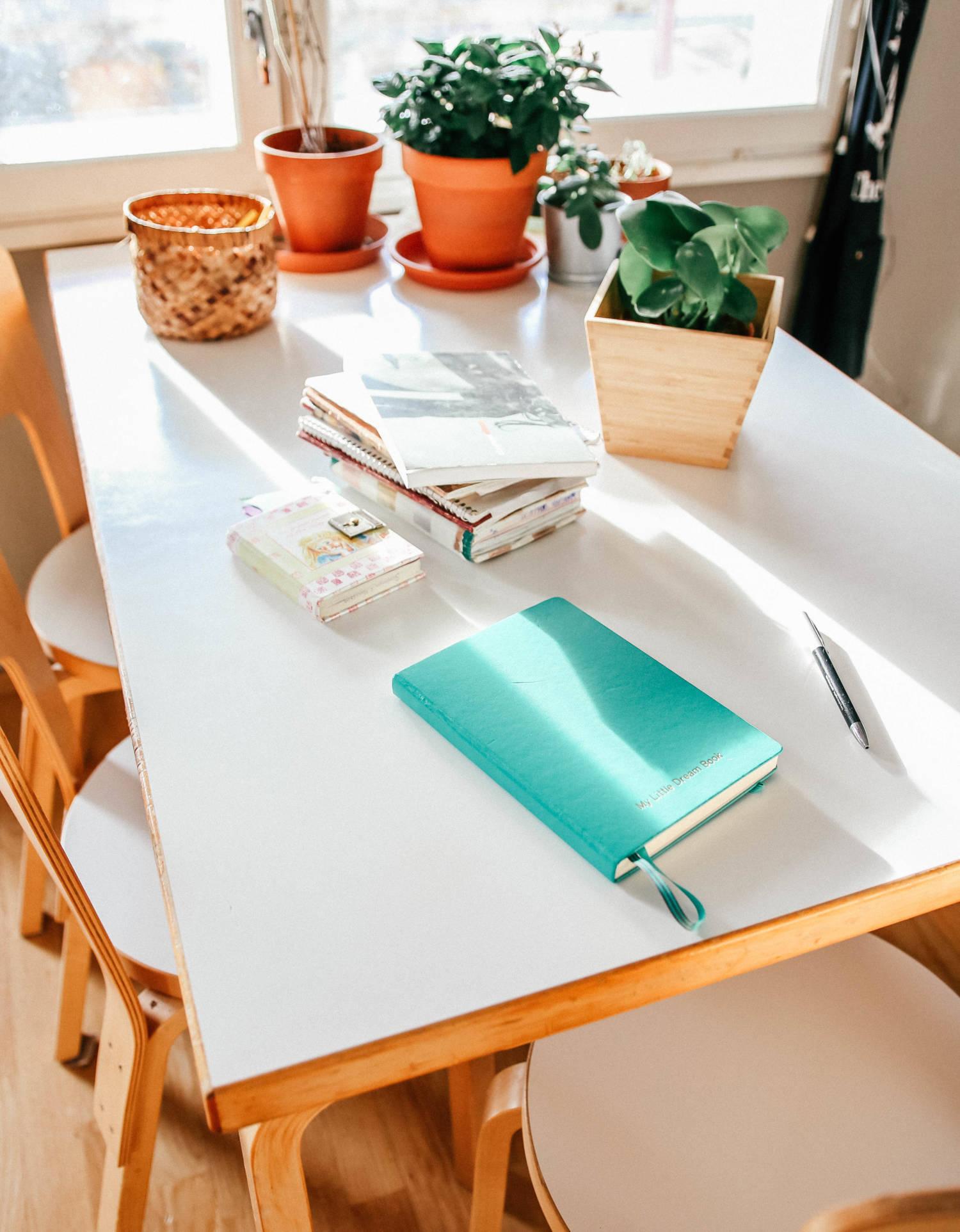 Vanhoja päiväkirjoja ja paluu rakkaan harrastuksen pariin