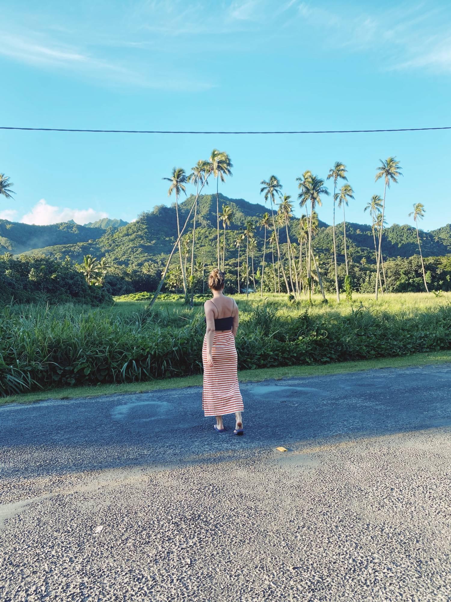 Cookinsaaret: Lokaalijuttuja, puhelinkuvia ja kauhunhetkiä pienkoneessa