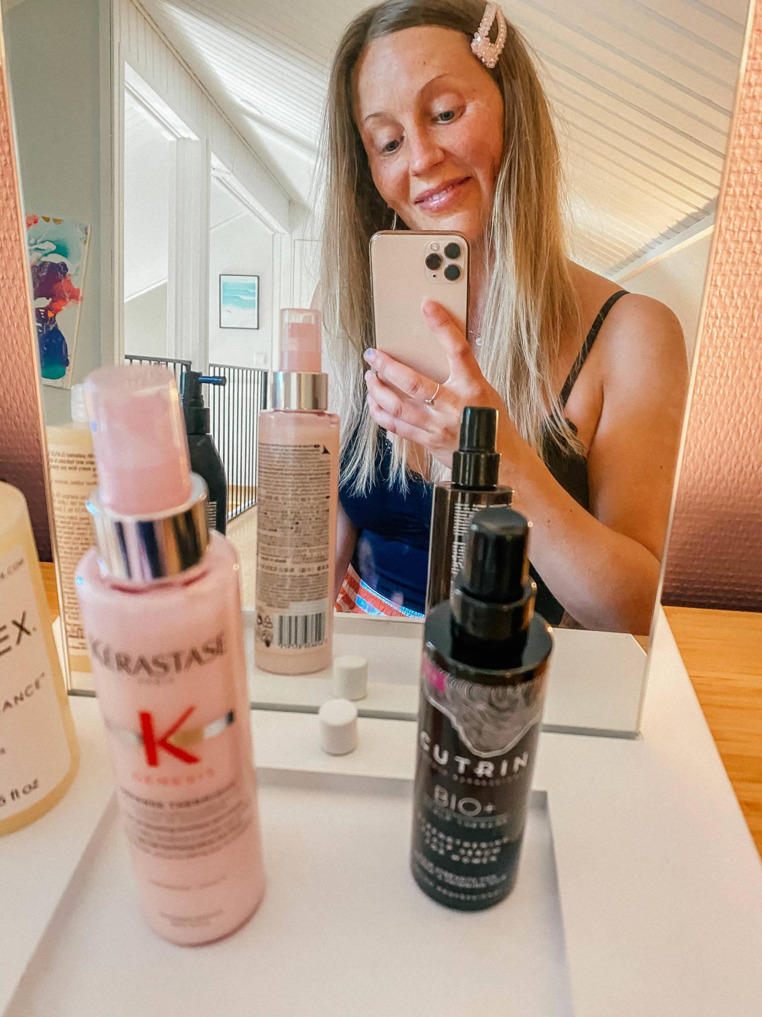 Hiuskatastrofista terveeseen tukkaan: Näin muotoilen hiukseni + suosikkituotteeni